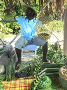local handcrafts guadeloupe